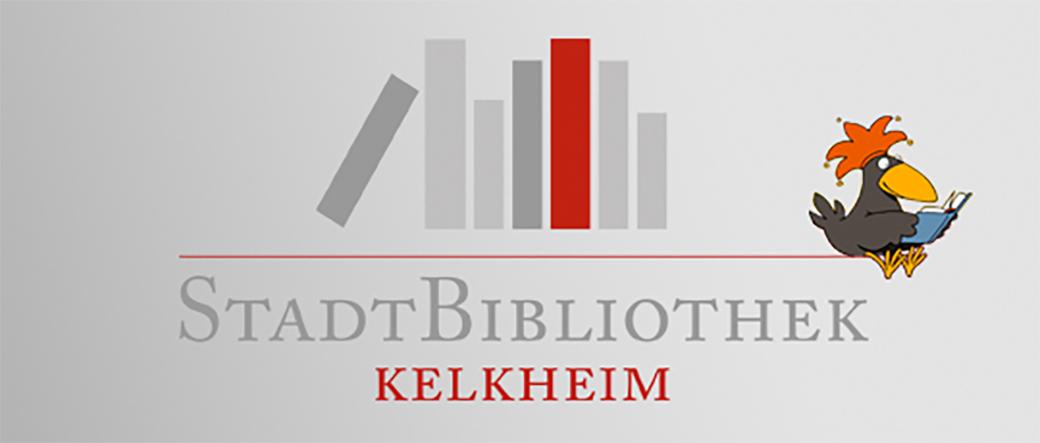 Logo Stadbibliothek mit Antolin
