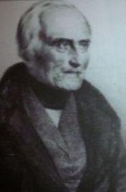 Hans Christoph Freiherr von Gagern.