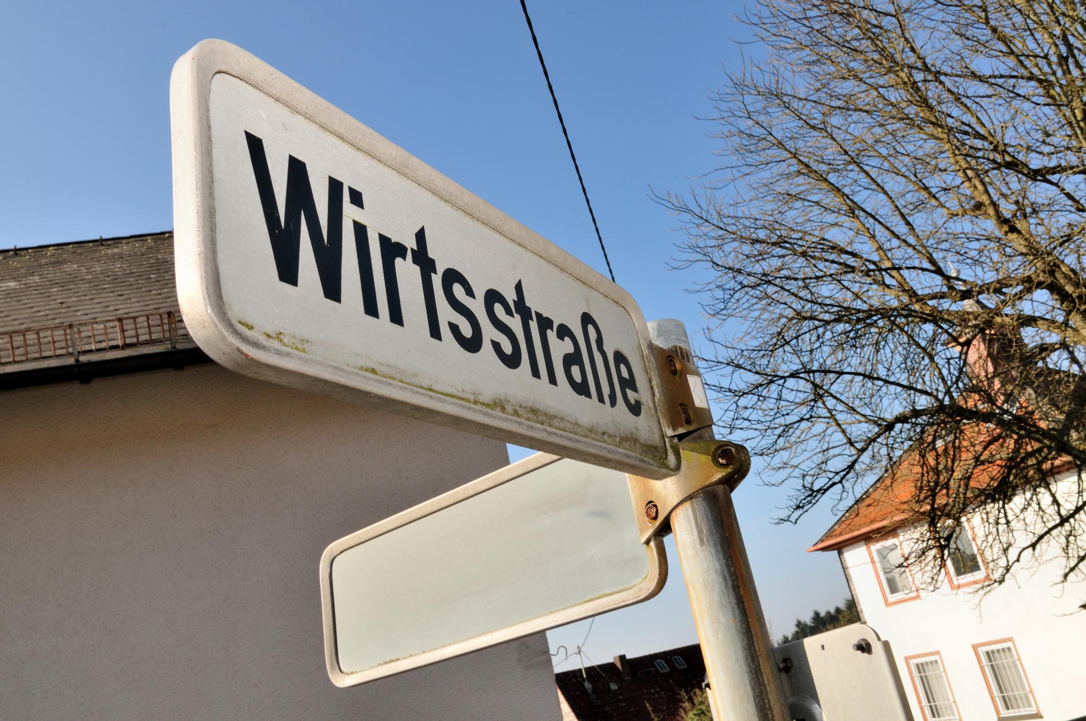 Wirtsstraße