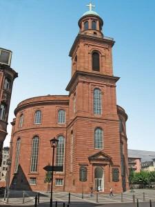 Die Paulskirche. Bild: PIA Stadt Frankfurt am Main, Karola Neder