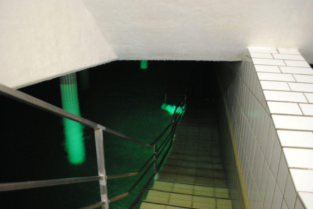 Bild 16: Hochbehälter Gundelhardt: Wasserspeicher